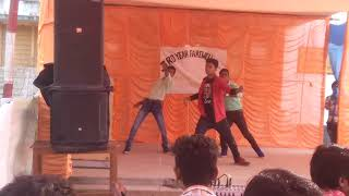 Prof. S.N.H.College. dance performance by Rubel khan group...