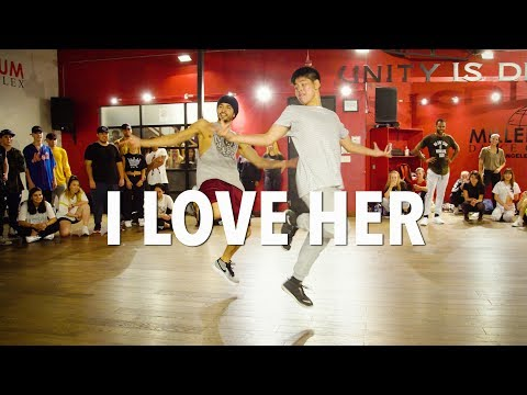 Xxx Mp4 I LOVE HER Chris Brown Choreography By Alexander Chung 3gp Sex