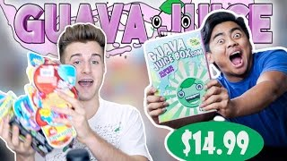Reacting To The Guava Juice Toy Box!