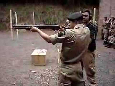 aula de tiro 16 cfsd foz do iguaçu