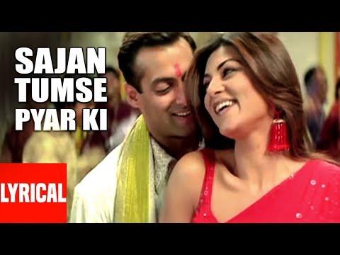Xxx Mp4 Lyrical Video Sajan Tumse Pyar Maine Pyaar Kyun Kiya Salmaan Khan Sushmita Sen 3gp Sex