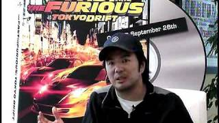 The Fast and the Furious: Tokyo Drift - Exclusive: Director Justin Lin - Part 2