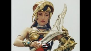 Mighty Morphin/Zyuranger Scorpina/ Lami First Appearance (PR and Sentai version)