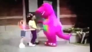 Barney comes to life Part 37 - Barneyallday and BarneyIn2014)