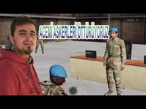 ARMA 3 57. ALAY ACEMİ ASKERLER KATILIŞI BÖLÜM #8