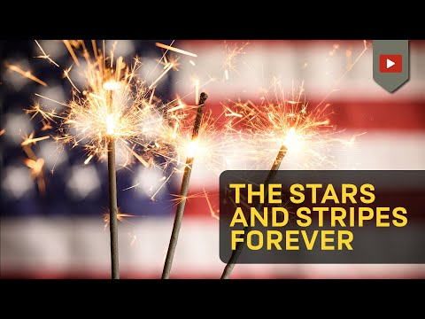 watch The Stars and Stripes Forever - With Lyrics Official [CC, HD]
