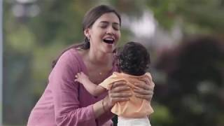 What a beautiful film for Huggies!