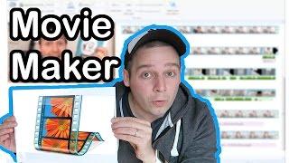 Movie Maker : tuto simple en français pour Windows 10, 8 et 7