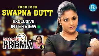 Producer Swapna Dutt Exclusive Interview | Dialogue With Prema | Celebration Of Life #8