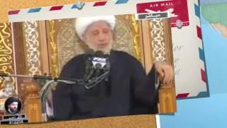 المهاجر يقول القرآن نزل على علي قبل الرسول