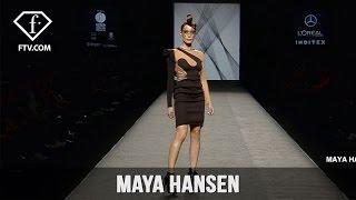 Madrid Fashion Week Fall/WInter 2017-18 - Maya Hansen | FashionTV