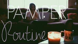 Relax & Unwind: My Pamper Routine