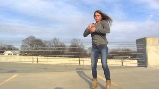 CHILLSTEP FREESTYLE DANCE | AMYMARIE