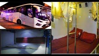 দেখুন ঢাকা-কক্সবাজার হানিমুন বাস, এখন হানিমুন শুরু হবে যাত্রাপথেই | luxury bus |  honeymoon