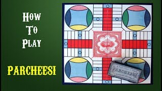 How To Play Parcheesi Board Game