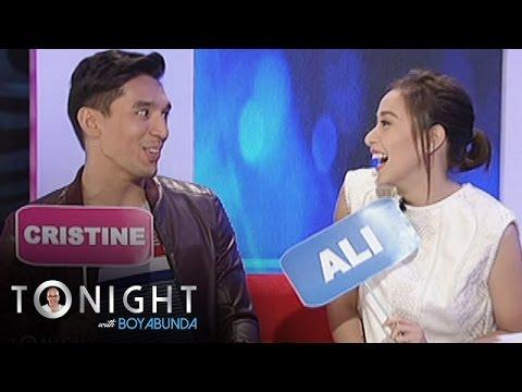 TWBA Fast talk with Ali and Cristine