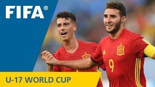 Match 19: Spain v Niger – FIFA U-17 World Cup India 2017
