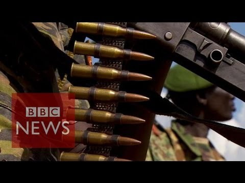 Xxx Mp4 South Sudan Breaking The Rules Of War BBC News 3gp Sex