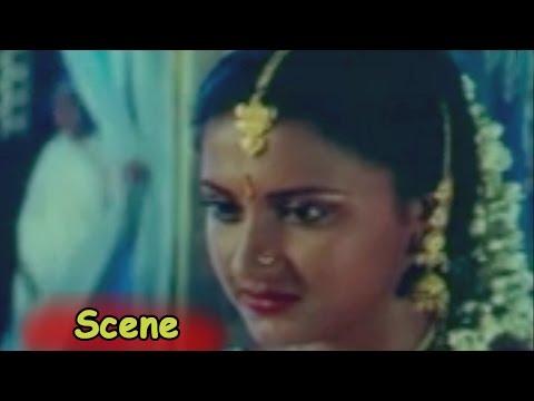 Rachana Funny Scene || Rayudu Telugu Movie ||  Mohan Babu, Prathyusha, Soundarya
