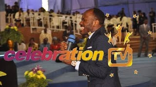 SUNDAY SERVICE 29TH MAY 2016 PRT 1 - Apostle Johnson Suleman #DIVINE RESTRICTION