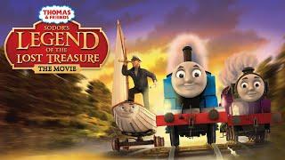 Thomas & Friends: Sodor's Legend of the Lost Treasure - Trailer - Own it on Blu-ray 9/8