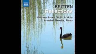 Valse in B Major by Benjamin Britten