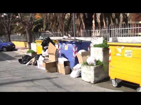 Rifiuti in Calabria, differenziata magra nel 2011
