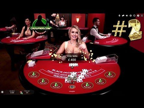Xxx Mp4 Online BLACKJACK VIP Dealer £100 MINIMUM BETS PART 2 Real Money Play At Mr Green Online Casino 3gp Sex