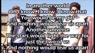 The Vamps - Another World - Lyrics