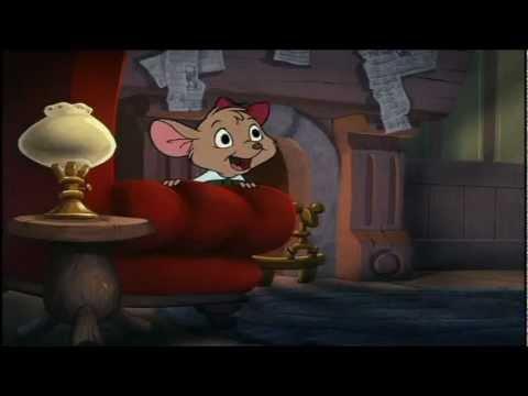 Disney Cinemagic Spain BASIL EL RATÓN SUPERDETECTIVE BASIL THE GREAT MOUSE DETECTIVE Promo