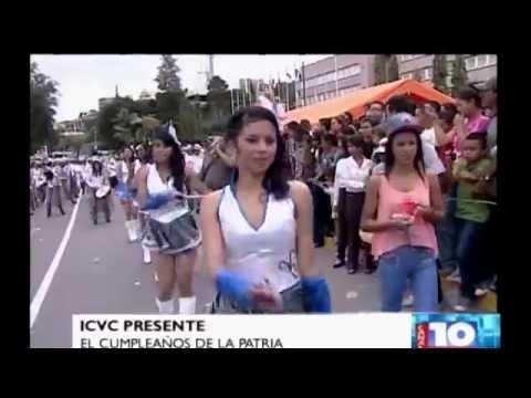 PALILLONAS DEL CENTRAL VICENTE CACERES 2014