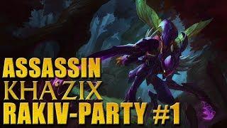 League of Legends - Rakiv erreicht Level 23! #1 [Kha'Zix] [Assassin] [ABO-ARAM]