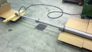 Dvosmerni Sinhroni Teleskopski Cilinder - Double Acting Synchronous Telescopic Cylinder