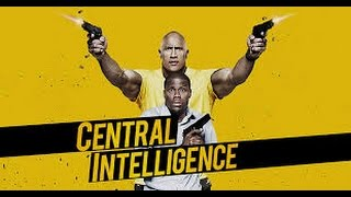 Central Intelligence Official Trailer #2 2016 Dwayne Johnson, Kevin Hart Comedy Movie HD