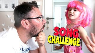 LULU SONG CHALLENGE #5 - MIA AND ME SPECIAL 😍 Lulu & Leon - Family and Fun