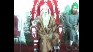 Masood Ali Khan Shamshabad, Deeni Madarasa Foundation Stone