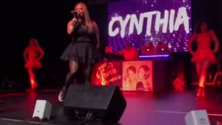 Cynthia Change On ME / Thief of hearts Jersey Shore Freestyle