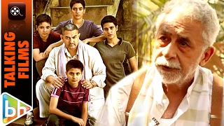 Aamir Khan Did No Promotions For Dangal, Still It's The BIGGEST Hit | Naseeruddin Shah