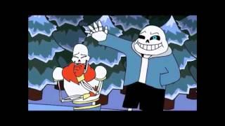 Recopilacion de cortos de Undertale #1   Humor   Hielo Ice failarmy, funny cats, bloopers 2016