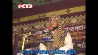 Topic- Bishsho Nabir Agomon l Speaker: Mowlana Musharraf Hussain Helali [www.AmarIslam.com]