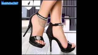 Abiye ayakkabı modelleri 2015