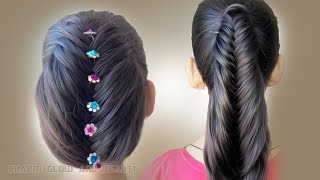 French Twist Bun Hairstyle | Khajuri Chutiya Aur Juda | New Hairstyles 2018