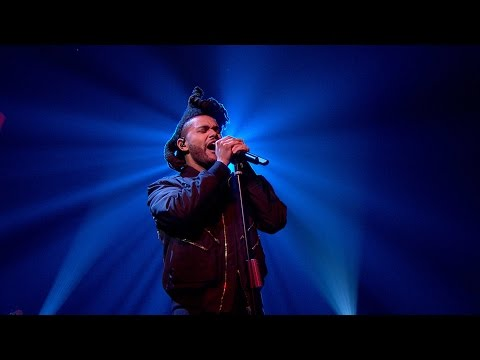 The Weeknd - Can't Feel My Face - Later… with Jools Holland - BBC Two mp3