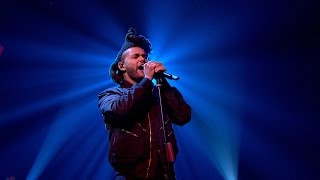 The Weeknd - Can't Feel My Face - Later… with Jools Holland - BBC Two
