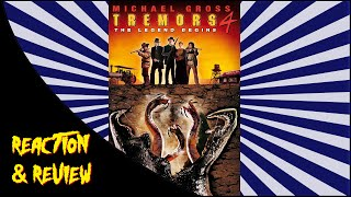 Reaction & Review | Tremors 4: The Legend Begins