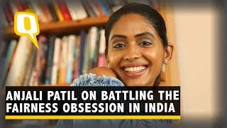 Newton Actor Anjali Patil Speaks on the Fairness Obsession of India   The Quint
