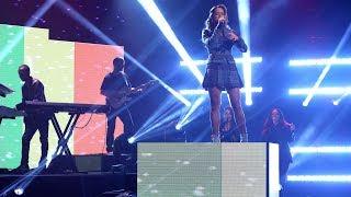 Rita Ora Performs 'Your Song'