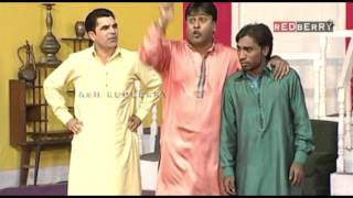 Budhay Shararti Pakistani Stage Drama 2014 Full Comedy Show