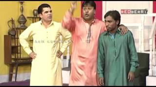 Budhay Shararti Pakistani Stage Drama 2014 Full Comedy Show