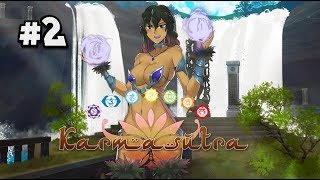 Karmasutra: #2 THE BATTLE BEGINS | Visual Novel/RPG |